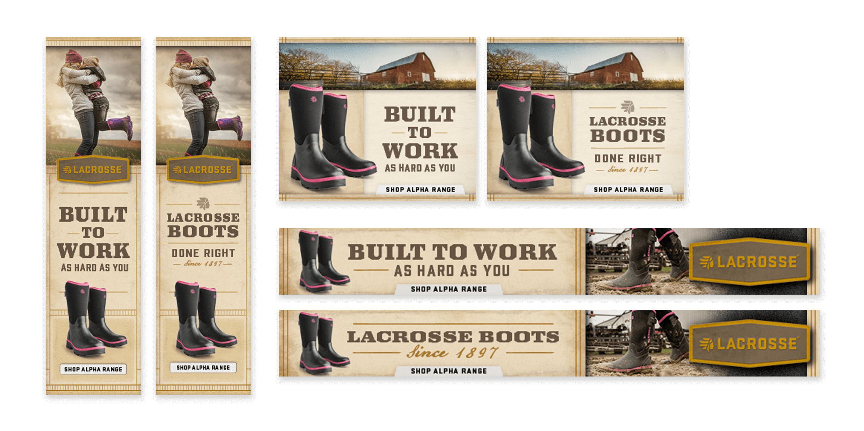 Lacrosse Boot Company Best Up To